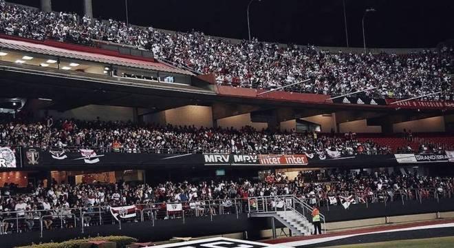 O estádio do Morumbi foi tombado pela Prefeitura de São Paulo