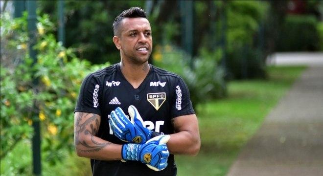 Depois de dois anos, o goleiro Sidão deixa o São Paulo
