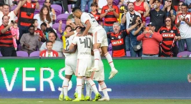 Rubro-negros conquistaram a Florida Cup durante a pré-temporada em Orlando