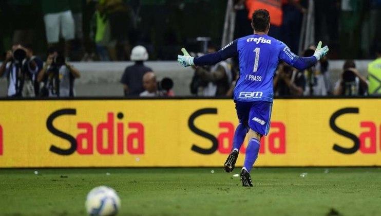 Prass foi herói da conquista da Copa do Brasil 2015