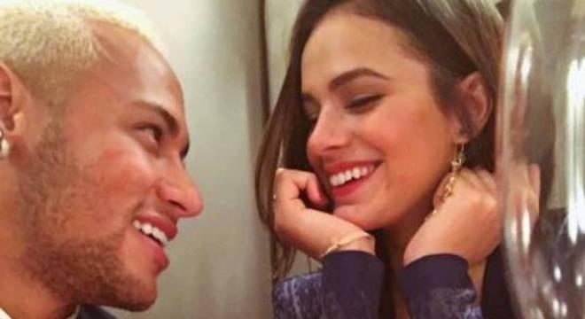 Neymar e Bruna namoraram até outubro de 2018