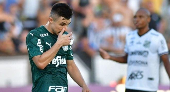 Verdão finalizou 14 vezes e não conseguiu furar a retranca da Inter