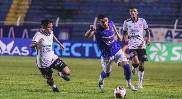 Corinthians venceu o São Caetano no Anacleto Campanella