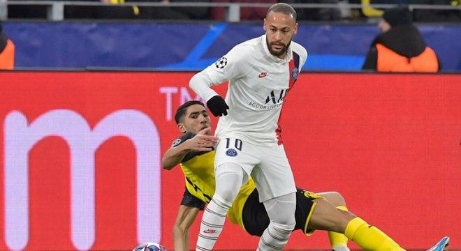 Barcelona deseja contar com Neymar na próxima temporada