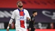 Neymar é suspenso e não deve estar em campo na final da Copa da França