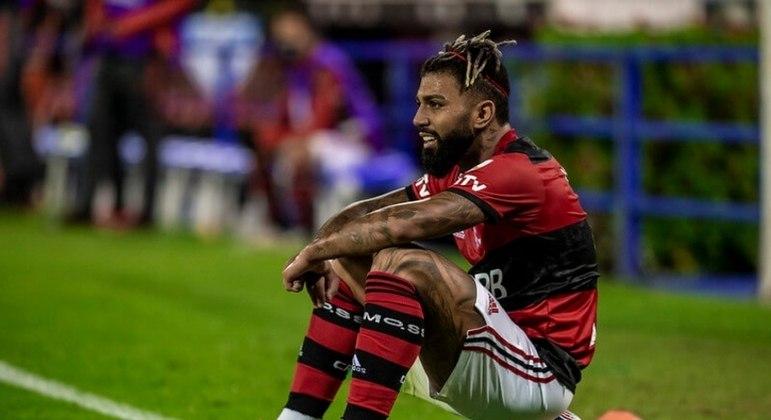 Atacante do Fla foi convocado para a disputa das eliminatórias com a seleção brasileira nesta sexta (14)
