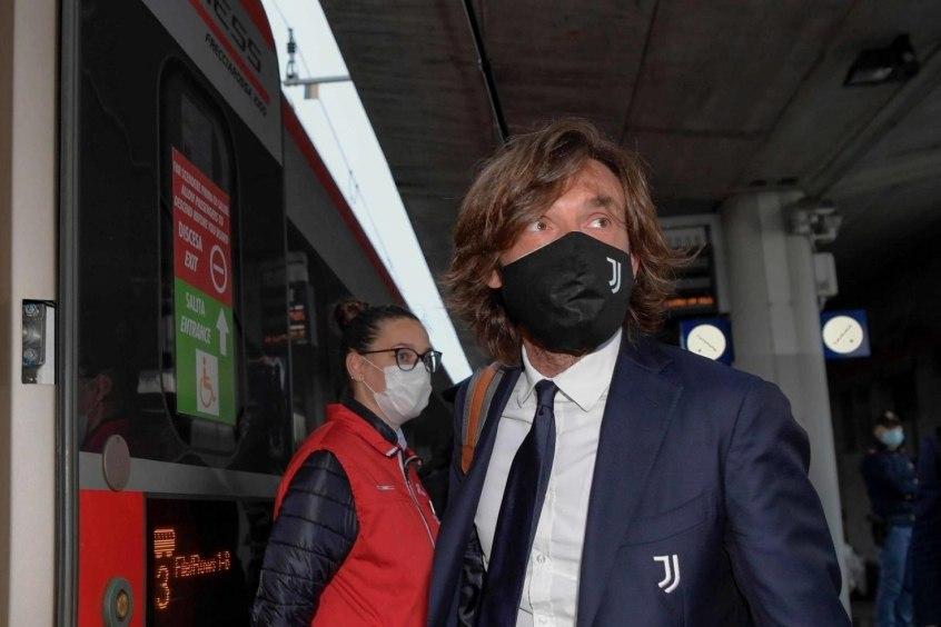 Pirlo projeta jogo da Juventus deste sábado: 'A Inter virá com sua melhor equipe possível e vai querer ganhar'