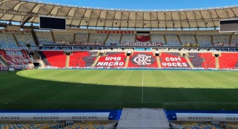 Flamengo está tentando de todas as formas ter torcida em seu jogo na Libertadores
