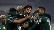 Com pênalti polêmico, Palmeiras vence a Universidad Católica: 1 a 0