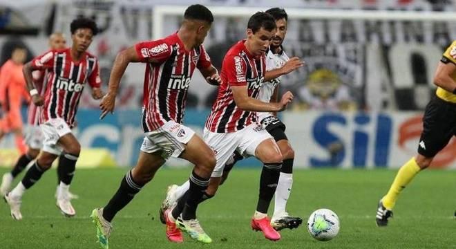 São Paulo não marcou gols depois de 15 jogos seguidos