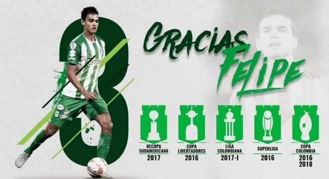 Santos e Atlético Nacional entram em acordo por zagueiro colombiano ... be5be33723c61