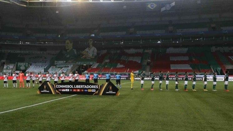 Palmeiras despachou River Plate e se classificou à final da Copa Libertadores