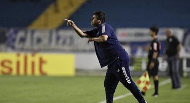 Último trabalho de Adilson foi no Cruzeiro