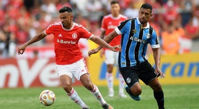 Jogo no Beira-Rio foi bastante disputado, mas terminou com vitória dos visitantes