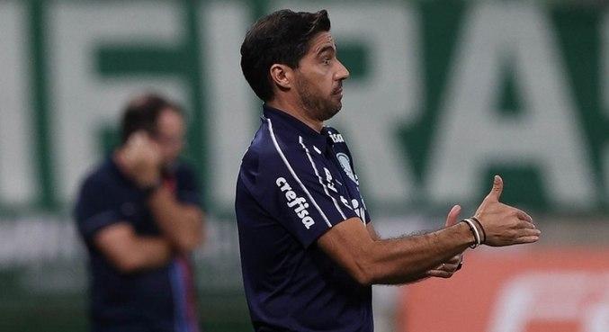 Abel Ferreira confirmou confiança em seu jeito de trabalhar
