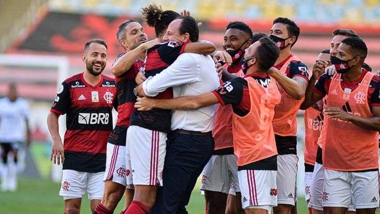Flamengo, de Rogério Ceni, ainda briga por título do Campeonato Brasileiro