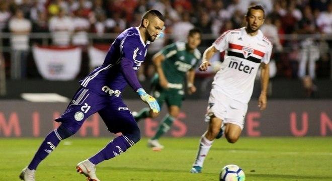 Clássico entre São Paulo e Palmeiras é um dos mais disputados da capital paulista