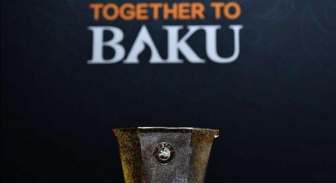Final da Liga Europa será realizada em Baku, no Azerbaijão