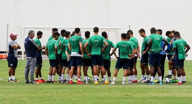 Fluminense está com salários atrasados