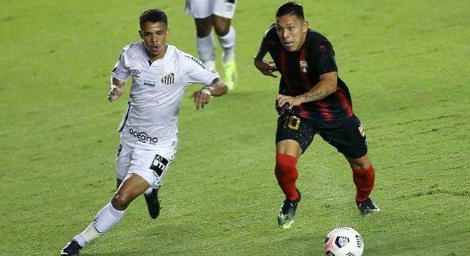 Em busca de vaga na Libertadores, Santos enfrenta o Deportivo Lara