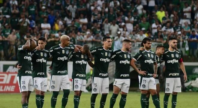 Palmeiras caiu na semifinal, mas soma mais pontos que finalistas