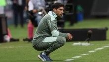 Abel Ferreira, após derrota do Palmeiras pela Recopa: 'Jogar no Allianz faria muita diferença'