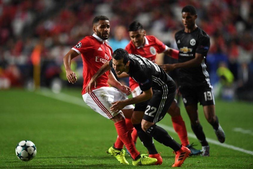 Douglas despede-se do Benfica: