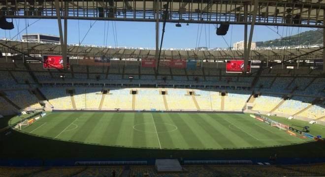 Maracanã terá seis jogos antes do fechamento para Copa América