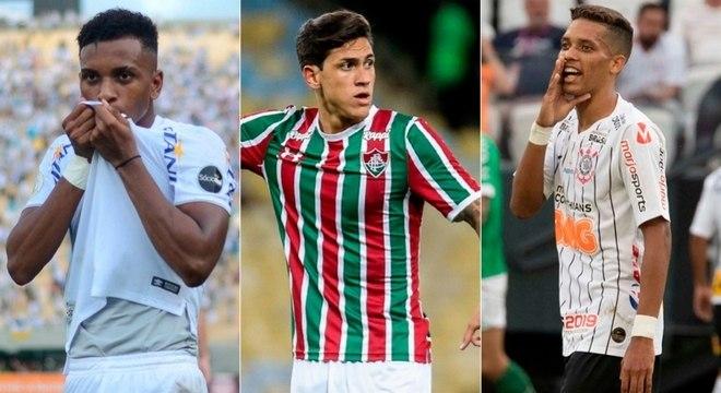 Equipe terá estrelas dos grandes clubes brasileiros