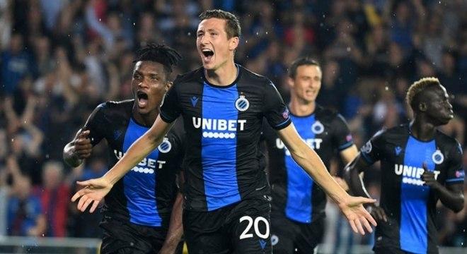 Club Brugge foi declarado campeão mesmo sem o torneio chegar ao fim