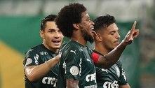 Palmeiras chega ao Dérbi com 25 jogos a mais do que o Corinthians