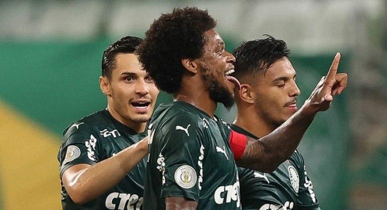 Palmeiras jogou 83 vezes desde a volta do futebol, no ano passado