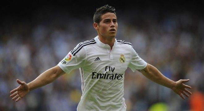 James Rodríguez ainda pertence ao Real Madrid