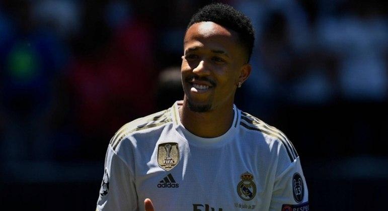 Militão foi contratado pela Real Madrid em 2019