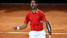 Djokovic confirma ida aos Jogos Olímpicos de Tóquio