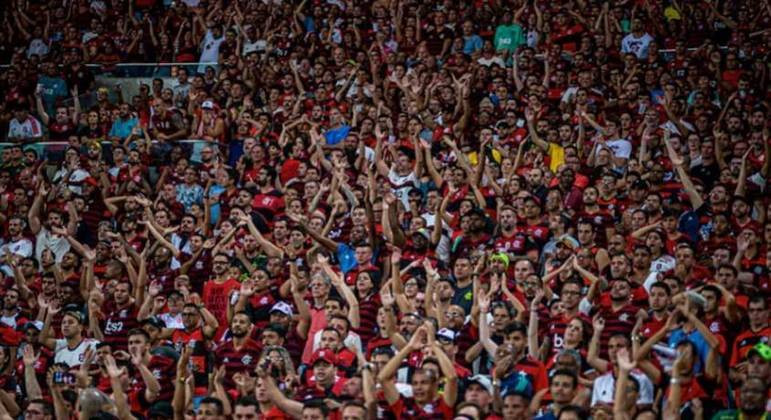 Jogo do Flamengo na Libertadores terá presença de público