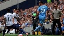 Tottenham derrota Manchester City em estreia no Inglês