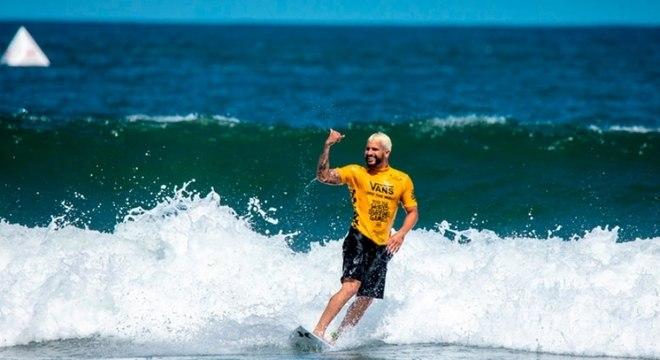 Ítalo Ferreira venceu os Jogos Mundiais de Surfe