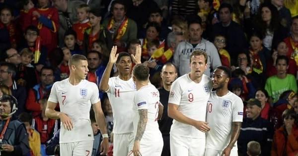835e3e5e5c Inglaterra bate a Espanha e embola Grupo 4 da Liga das Nações - Lance - R7  Futebol