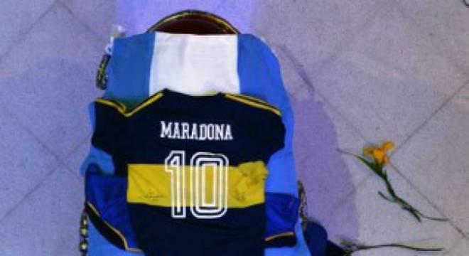 Velório de Maradona na Casa Rosada