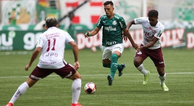 Governo de Minas veta e partida entre Palmeiras e São Bento está suspensa