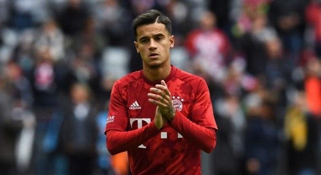 Coutinho não deve permanecer no Bayern