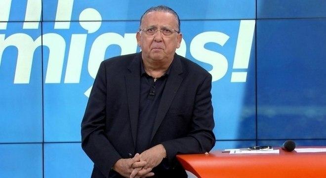 Galvão Bueno não vai sair do ar nos em breve