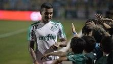 Retorno de Dudu tem contagem regressiva e clima de festa no Palmeiras