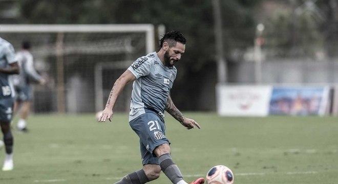 Pará está na sua segunda passagem pelo Santos