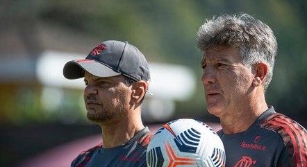 Renato costumava poupar jogadores no Grêmio