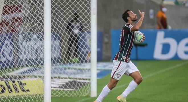 Fluminense venceu a primeira no Brasileirão, de virada