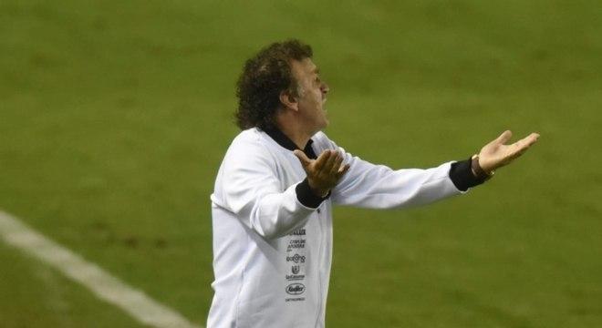 Santos ficou no empate com o Olimpia no retorno da Libertadores