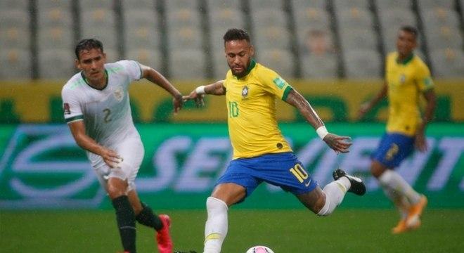 Neymar não vai jogar contra pelo Campeonato FrancÊs