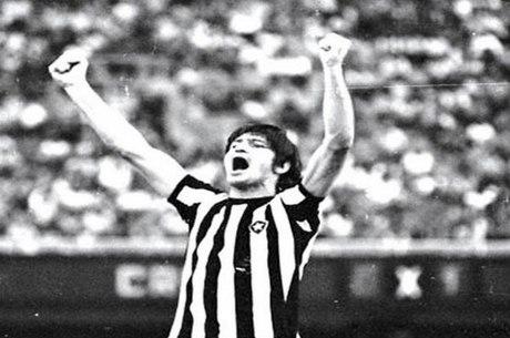 Fischer jogou no histórico Botafogo 6 x 0 Flamengo